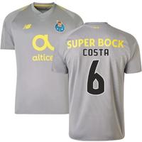 2018-19 Porto Away Football Shirt (Costa 6) - Kids