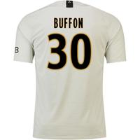2018-19 Psg Away Football Shirt (Buffon 30) - Kids