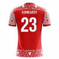 2018-19 Russia Airo Concept Home Shirt (Kombarov 23)