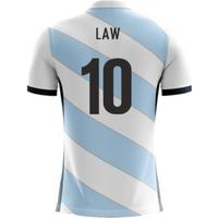 2018-19 Scotland Airo Concept Away Shirt (Law 10)