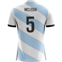 2018-19 Scotland Airo Concept Away Shirt (McLeish 5)