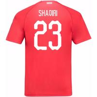 2018-19 Switzerland Home Shirt (Shaqiri 23)