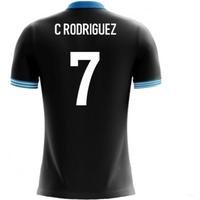 2018-19 Uruguay Airo Concept Away Shirt (C Rodriguez 7)