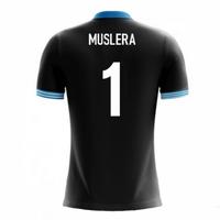 2018-19 Uruguay Airo Concept Away Shirt (Muslera 1)