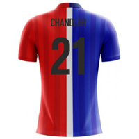 2018-19 USA Airo Concept Away Shirt (Chandler 21)
