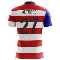 2018-19 USA Airo Concept Home Shirt (Altidore 27) - Kids