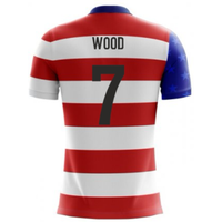 2018-19 USA Airo Concept Home Shirt (Wood 7)