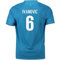 2018-19 Zenit St Petersburg Home Shirt (Ivanovic 6)