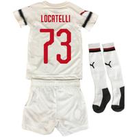 2018-2019 AC Milan Puma Away Mini Kit (Locatelli 73)