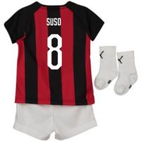 2018-2019 AC Milan Puma Home Baby Kit (Suso 8)