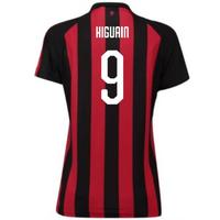 2018-2019 Ac Milan Puma Home Womens Shirt (higuain 9)