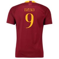 2018-2019 AS Roma Home Nike Football Shirt (Dzeko 9) - Kids