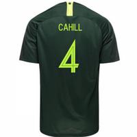 2018-2019 Australia Away Nike Football Shirt (Cahill 4)
