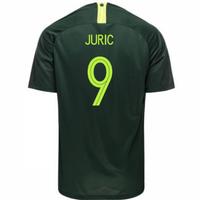 2018-2019 Australia Away Nike Football Shirt (Juric 9)