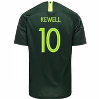 2018-2019 Australia Away Nike Football Shirt (Kewell 10)