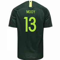 2018-2019 Australia Away Nike Football Shirt (Mooy 13)