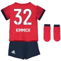 2018-2019 Bayern Munich Adidas Home Baby Kit (Kimmich 32)