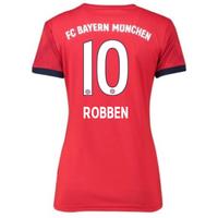 2018-2019 Bayern Munich Adidas Home Womens Shirt (Robben 10)