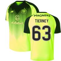 2018-2019 Celtic Third Football Shirt (Tierney 63)