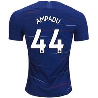 2018-2019 Chelsea Home Nike Football Shirt (Ampadu 44)