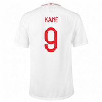 2018-2019 England Home Nike Football Shirt (Kane 9)