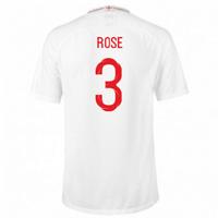 2018-2019 England Home Nike Football Shirt (Rose 3)