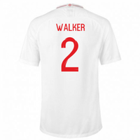2018-2019 England Home Nike Football Shirt (Walker 2)