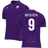2018-2019 Fiorentina Home Football Shirt (batistuta 9)