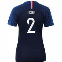 2018-2019 France Home Nike Womens Shirt (Sidibe 2)
