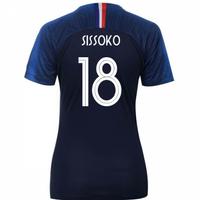 2018-2019 France Home Nike Womens Shirt (Sissoko 18)