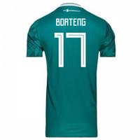 2018-2019 Germany Away Adidas Football Shirt (Boateng 17)