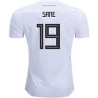 2018-2019 Germany Home Adidas Football Shirt (Sane 19) - Kids