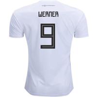 2018-2019 Germany Home Adidas Football Shirt (Werner 9)