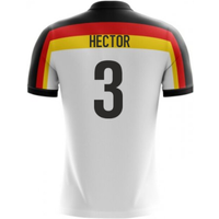 2018-2019 Germany Home Concept Football Shirt (Hector 3) - Kids