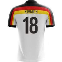 2018-2019 Germany Home Concept Football Shirt (Kimmich 18) - Kids