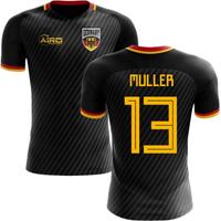 2018-2019 Germany Third Concept Football Shirt (Muller 13)