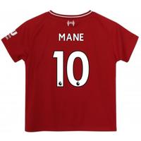 2018-2019 Liverpool Home Little Boys Mini Kit (Mane 10)