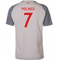 2018-2019 Liverpool Third Football Shirt (Milner 7)