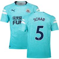 2018-2019 Newcastle Third Football Shirt (Schar 5)