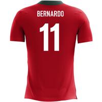 2018-2019 Arsenal Puma Home Football Shirt (Mustafi 20) - Kids ... 7dd1bacb2