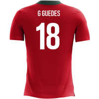 2018-2019 Portugal Airo Concept Home Shirt (G Guedes 18)