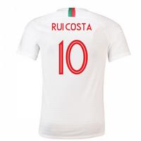 2018-2019 Portugal Away Nike Football Shirt (Rui Costa 10) - Kids