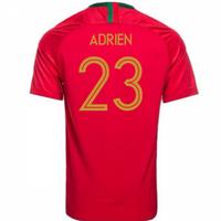 2018-2019 Portugal Home Nike Football Shirt (Adrien 23)