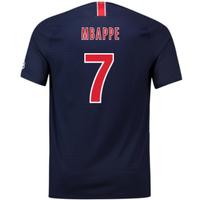2018-2019 PSG Authentic Vapor Match Home Nike Shirt (Mbappe 7)