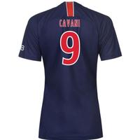 2018-2019 PSG Home Nike Womens Football Shirt (Cavani 9)