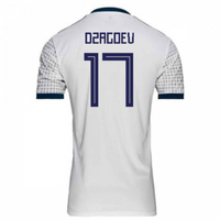 2018-2019 Russia Away Adidas Football Shirt (Dzagoev 17) - Kids