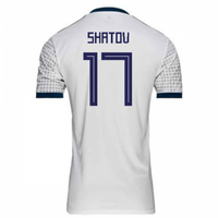 2018-2019 Russia Away Adidas Football Shirt (Shatov 17) - Kids