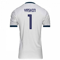 2018-2019 Russia Away Adidas Football Shirt (Yashin 1) - Kids