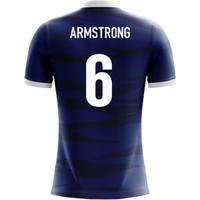 2018-2019 Scotland Airo Concept Home Shirt (Armstrong 6) - Kids