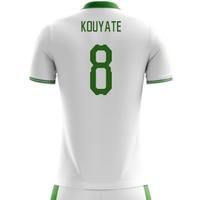 2018-2019 Senegal Home Concept Football Shirt (Kouyate 8) - Kids